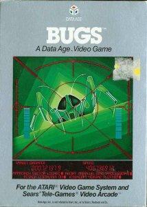 Bugs per Atari 2600