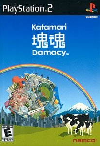 Katamari Damacy per PlayStation 2