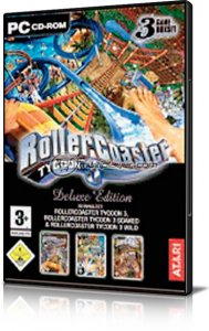 RollerCoaster Tycoon 3 per PC Windows