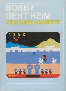Bobby Geht Heim per Atari 2600