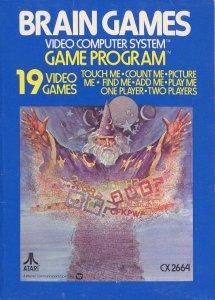 Brain Games per Atari 2600