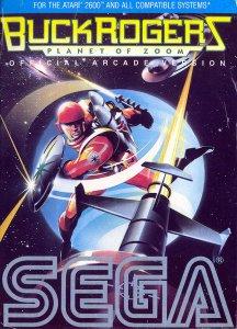 Buck Rogers: Planet of Zoom per Atari 2600