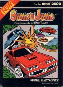 Bump 'N' Jump per Atari 2600