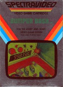 Bumper Bash per Atari 2600