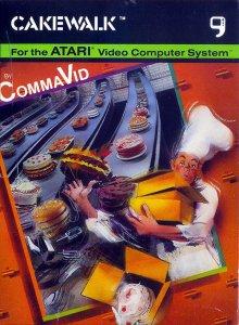 Cakewalk per Atari 2600