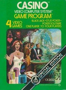 Casino per Atari 2600