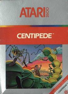 Centipede per Atari 2600