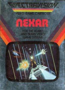 Challenge of Nexar per Atari 2600