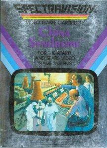 China Syndrome per Atari 2600