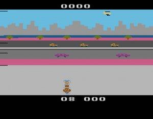Clown Down Town per Atari 2600