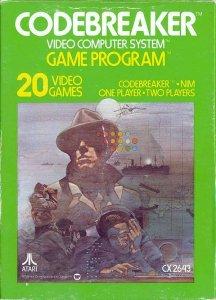 Codebreaker per Atari 2600