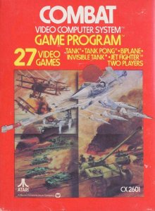 Combat per Atari 2600