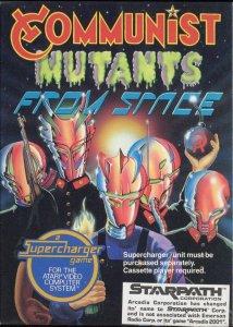 Communist Mutants From Space per Atari 2600