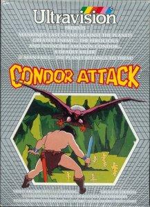 Condor Attack per Atari 2600