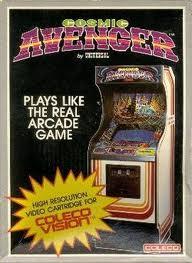 Cosmic Avenger per Atari 2600