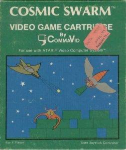 Cosmic Swarm per Atari 2600