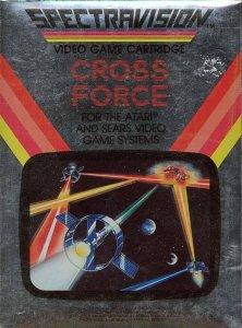 Cross Force per Atari 2600