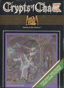 Crypts of Chaos per Atari 2600