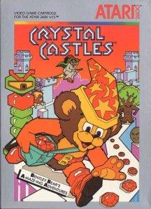 Crystal Castles per Atari 2600