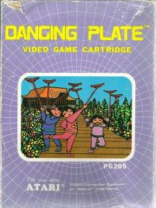 Dancing Plates per Atari 2600