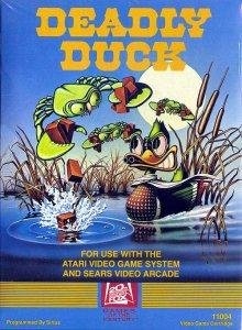 Deadly Duck per Atari 2600