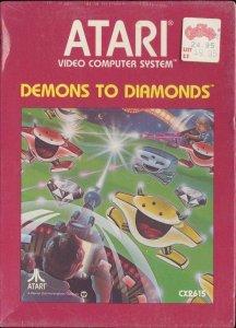 Demons To Diamonds per Atari 2600
