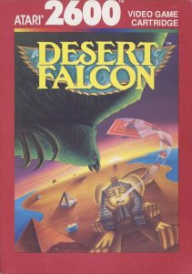 Desert Falcon per Atari 2600