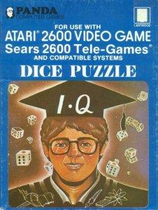 Dice Puzzle per Atari 2600