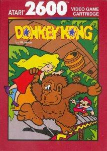 Donkey Kong per Atari 2600