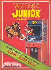 Donkey Kong Junior per Atari 2600