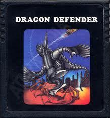 Dragon Defender per Atari 2600
