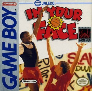 In Your Face per Game Boy