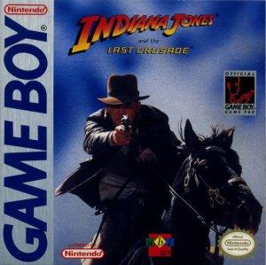 Indiana Jones And The Last Crusade per Game Boy