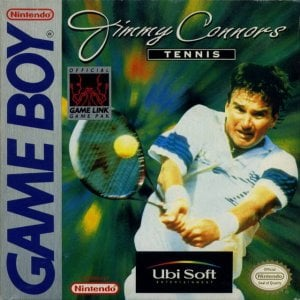 Jimmy Connors Pro Tennis Tour per Game Boy