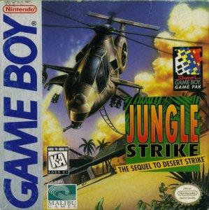 Jungle Strike per Game Boy