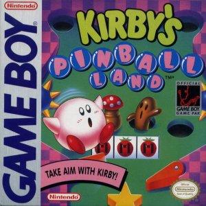 Kirby's Pinball Land per Game Boy