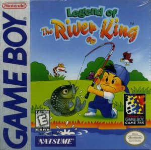Legend of the River King per Game Boy