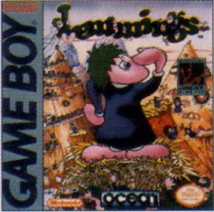 Lemmings per Game Boy