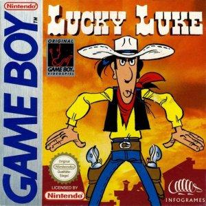 Lucky Luke per Game Boy