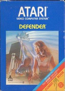 Defender per Atari 2600