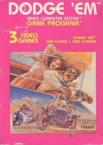 Dodge 'Em per Atari 2600