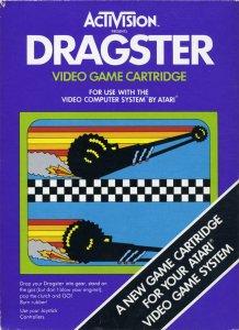 Dragster per Atari 2600