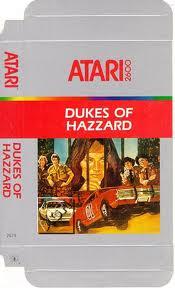 Dukes of Hazzard per Atari 2600