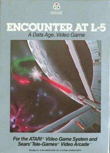 Encounter At L-5 per Atari 2600