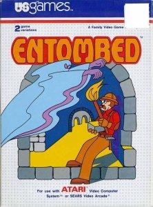 Entombed per Atari 2600