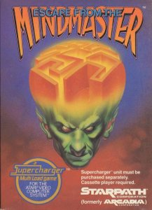 Escape From The Mindmaster per Atari 2600
