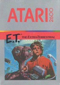 E.T.: The Extra Terrestrial per Atari 2600