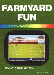 Farmyard Fun per Atari 2600