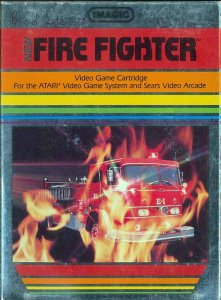Fire Fighter per Atari 2600