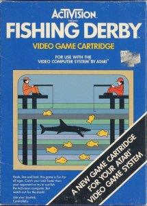 Fishing Derby per Atari 2600